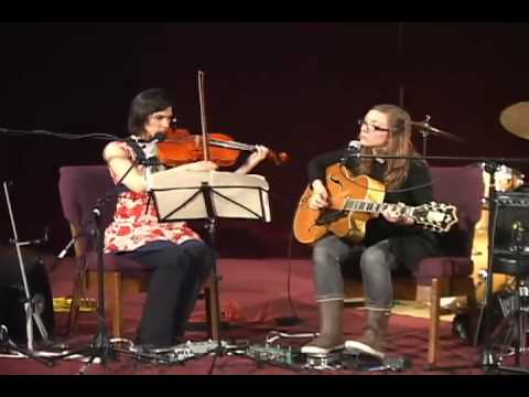 Mary Halvorson & Jessica Pavone Live at the Rhythm in the Kitchen Festival 2008-03-27