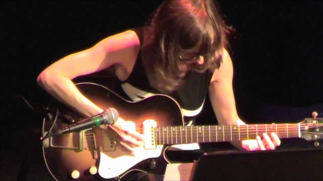 Mary Halvorson Trio Live at the Saalfelden Jazz Festival 2010-08-30