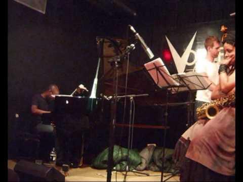 Matana Roberts London Quartet Live at the Vortex (London) 2009-04-01