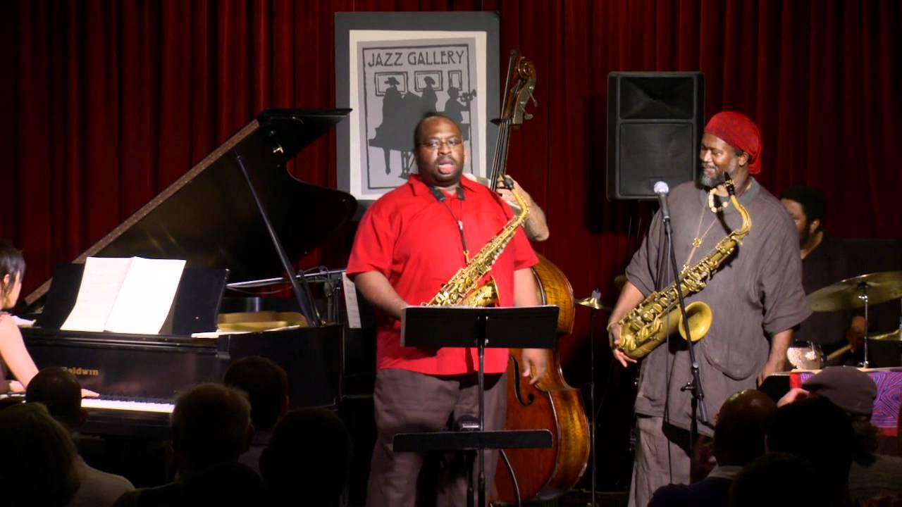 Salim Washington-Darius Jones Quintet Live at the Jazz Gallery 2012-06-17