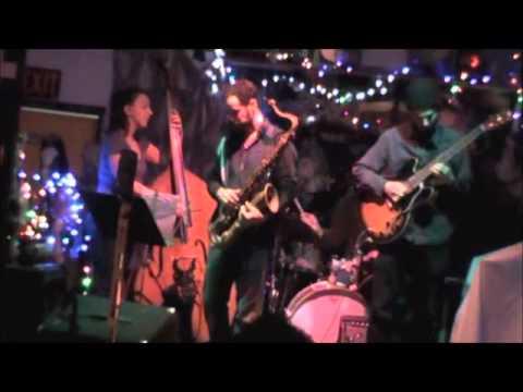 Shayna Dulberger Quartet Live at Goodbye Blue Monday 2013-01-17