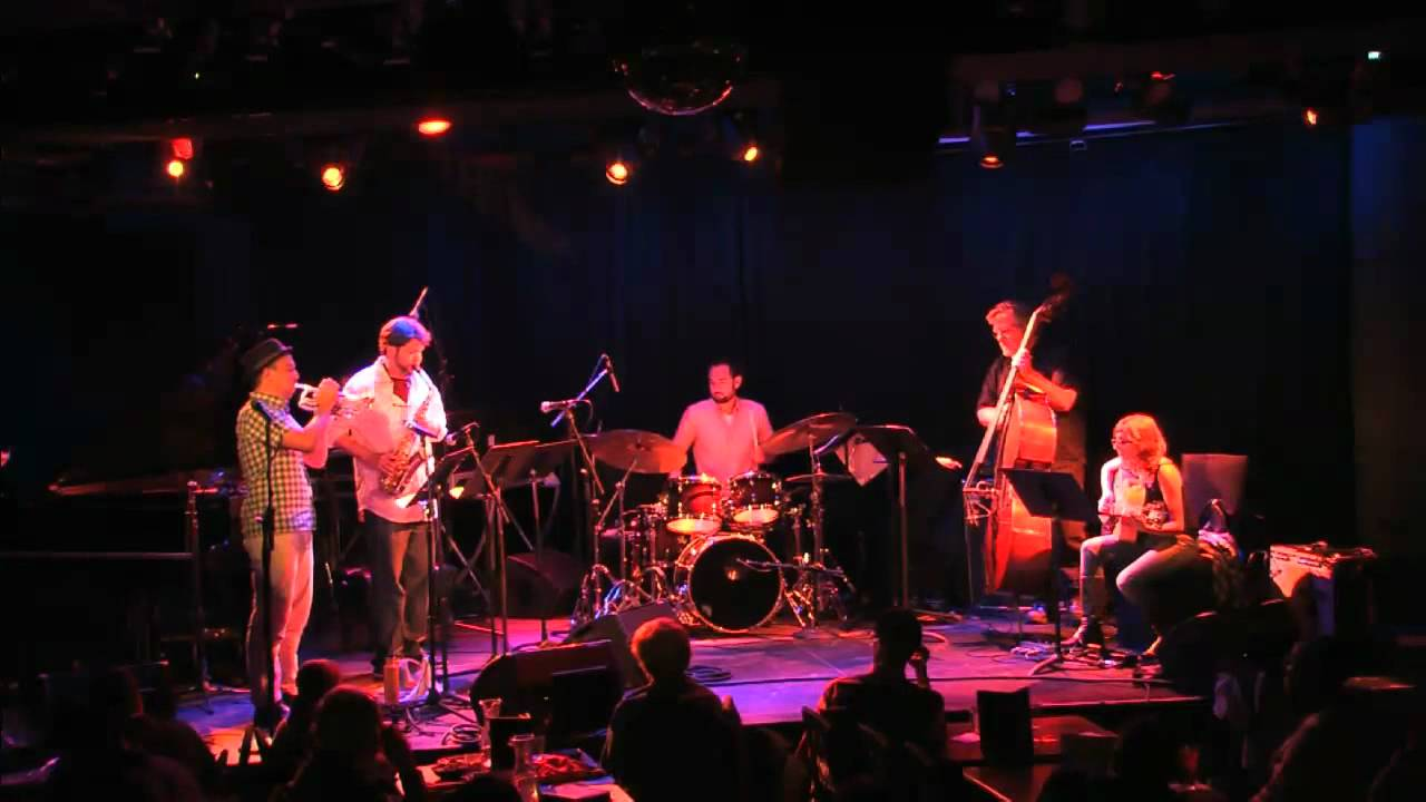 Taylor Ho Bynum Sextet Live at Le Poisson Rouge (Crosscurrent 3) 2011-09-11