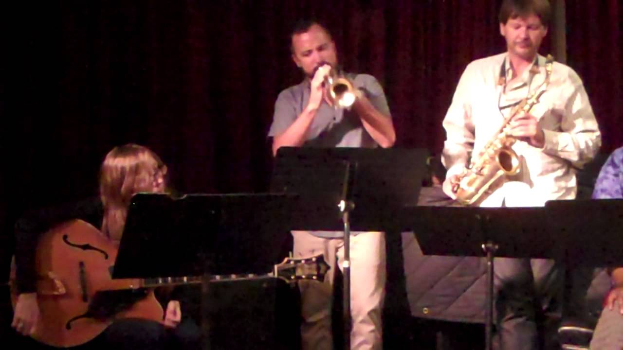 Taylor Ho Bynum Sextet Live at The Jazz Gallery 2012-09-15