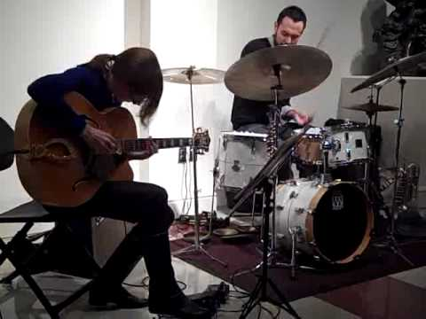 Thirteenth Assembly Trio Live at Columbia Museum of Art 2010-11-30