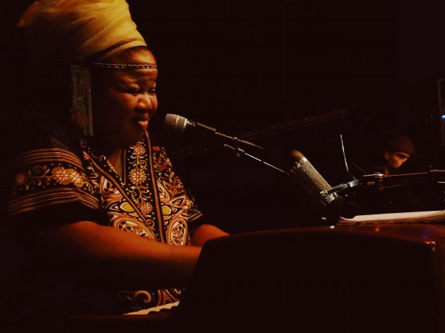 Feminist Jazz Review: In Conversation with Angel Bat Dawid