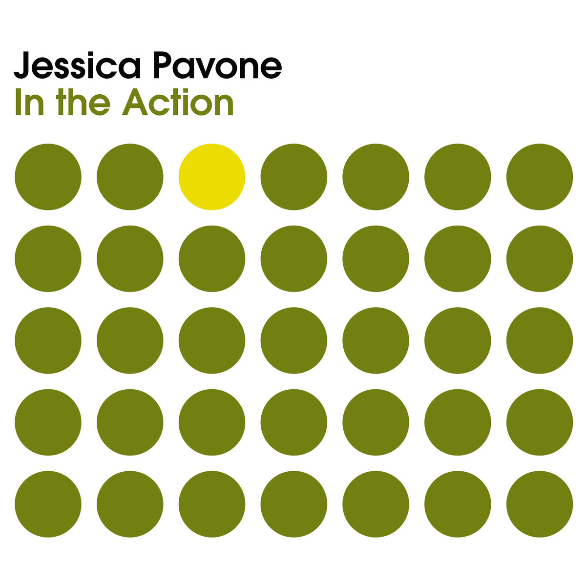 Review: Jessica Pavone – In the Action