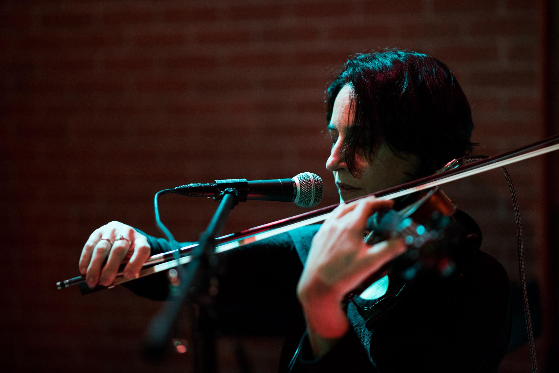 Artist Feature: Violinist/Poet Sarah Bernstein