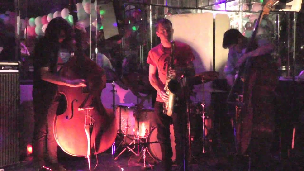 Andrew Barker Quartet Live at the Gateway 2016-06-02