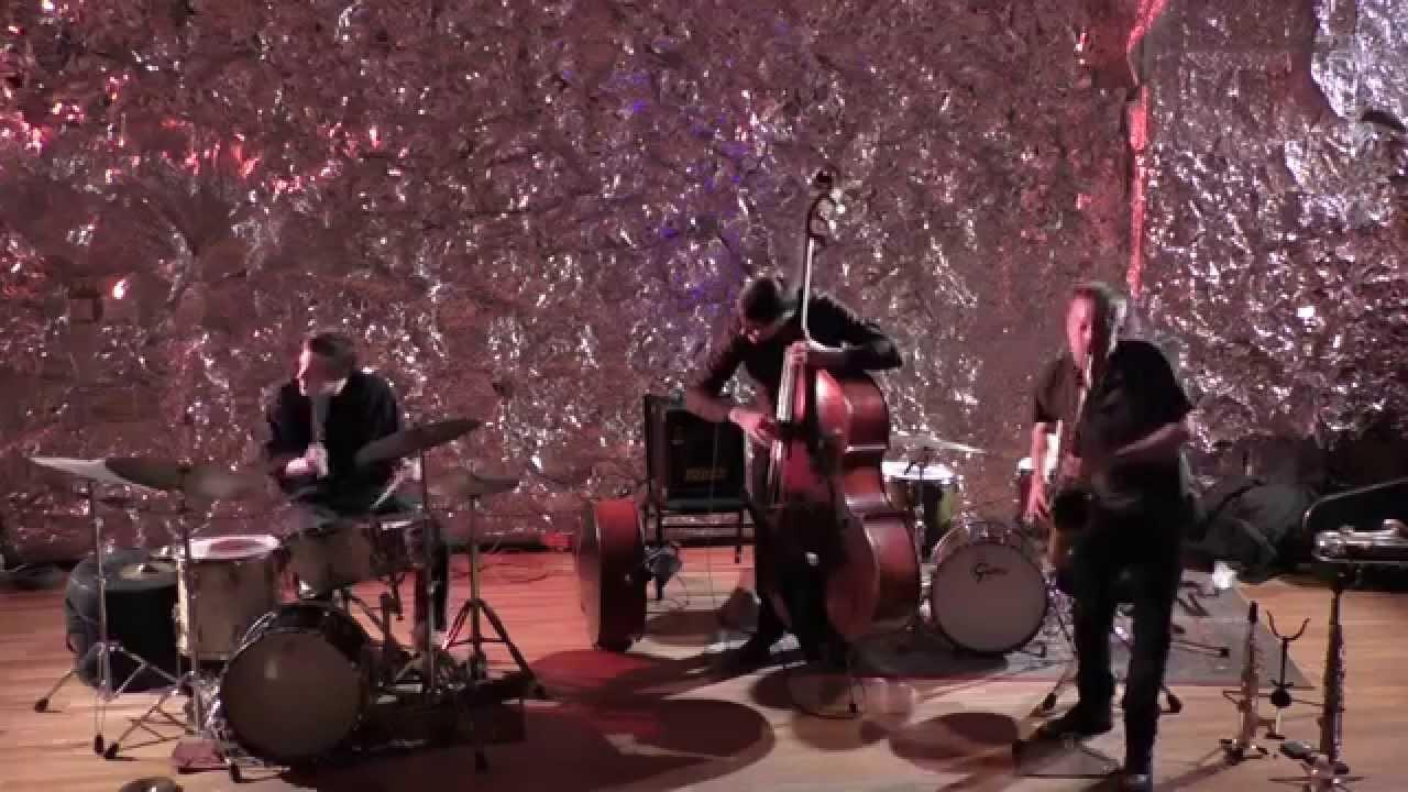 Andrew Barker Trio Live at JACK 2014-12-15