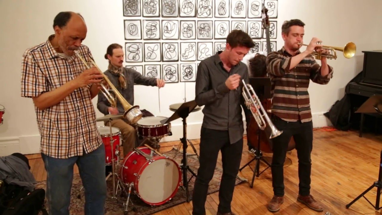 Antlers & Capillaries Live at Arts for Art (NYC Free Jazz Summit) 2016-03-31