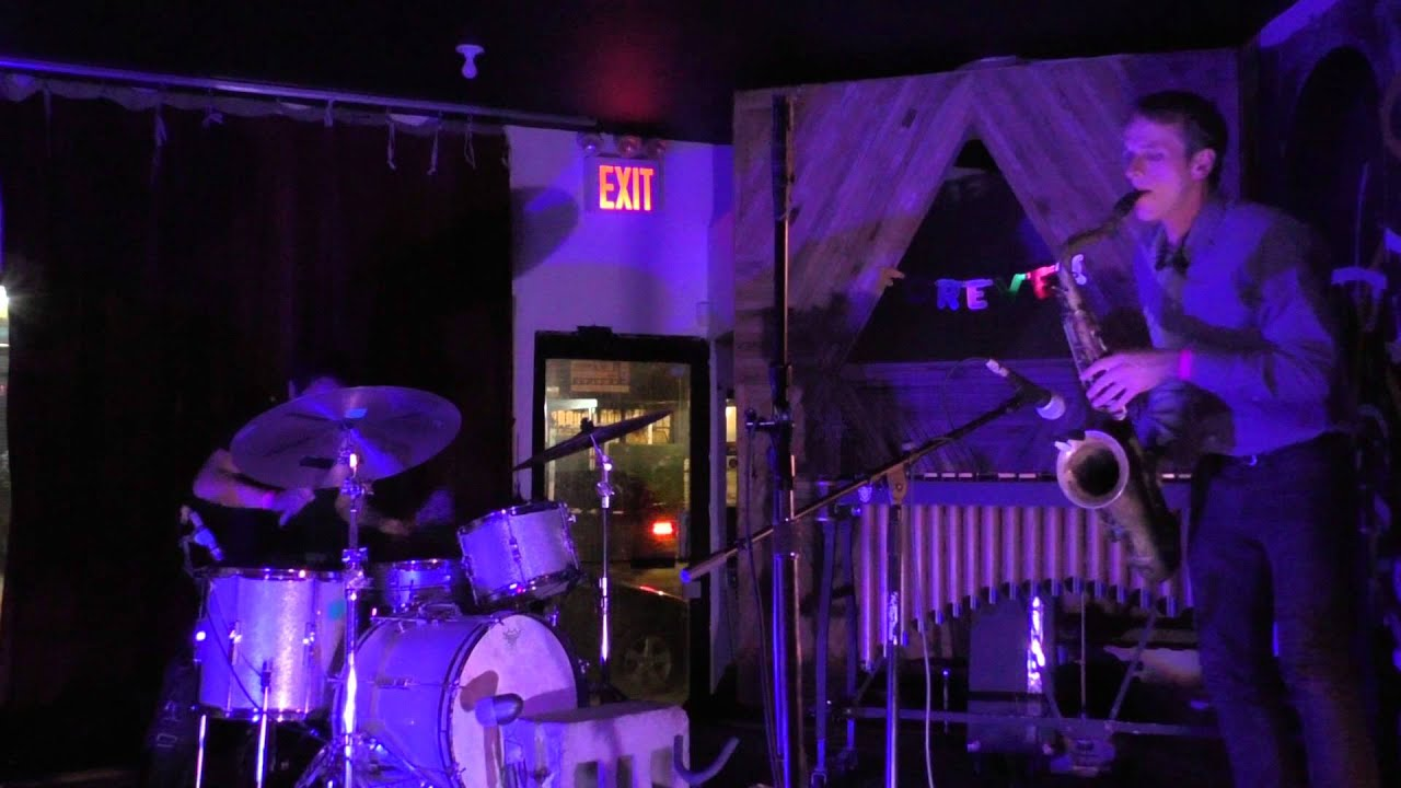 Bad Luck Live at Silent Barn 2015-10-26