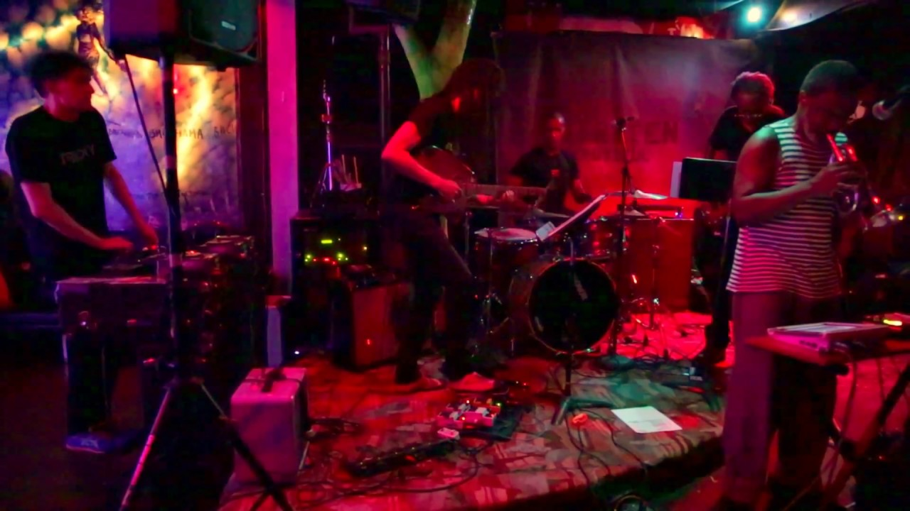 Brandon Ross' Pendulum Live at Nublu 2015-06-21