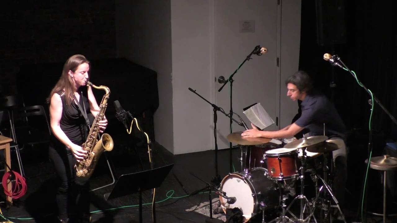 Catherine Sikora and Brian Chase Live at the Stone 2016-10-18