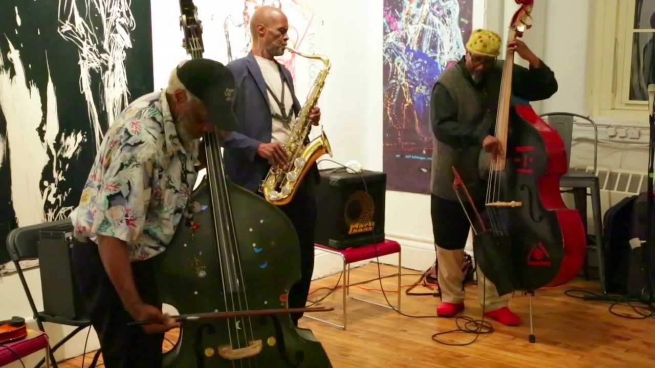 Charles Gayle, Henry Grimes, and William Parker Live at Clemente Soto Velez (Arts for Art) 2015-05-01