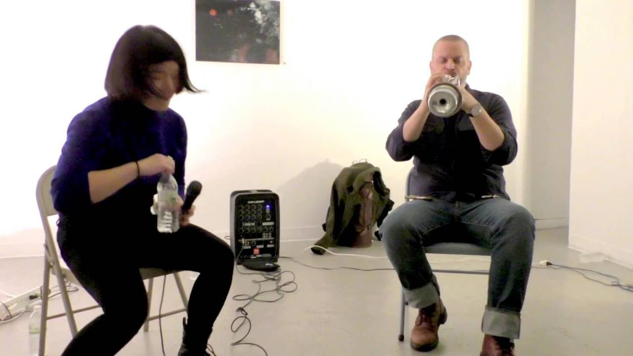 Charmaine Lee & Nate Wooley Live at Gallery 456 2016-11-20