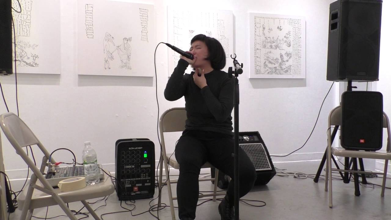 Charmaine Lee Solo Live at Gallery 456 2016-10-02