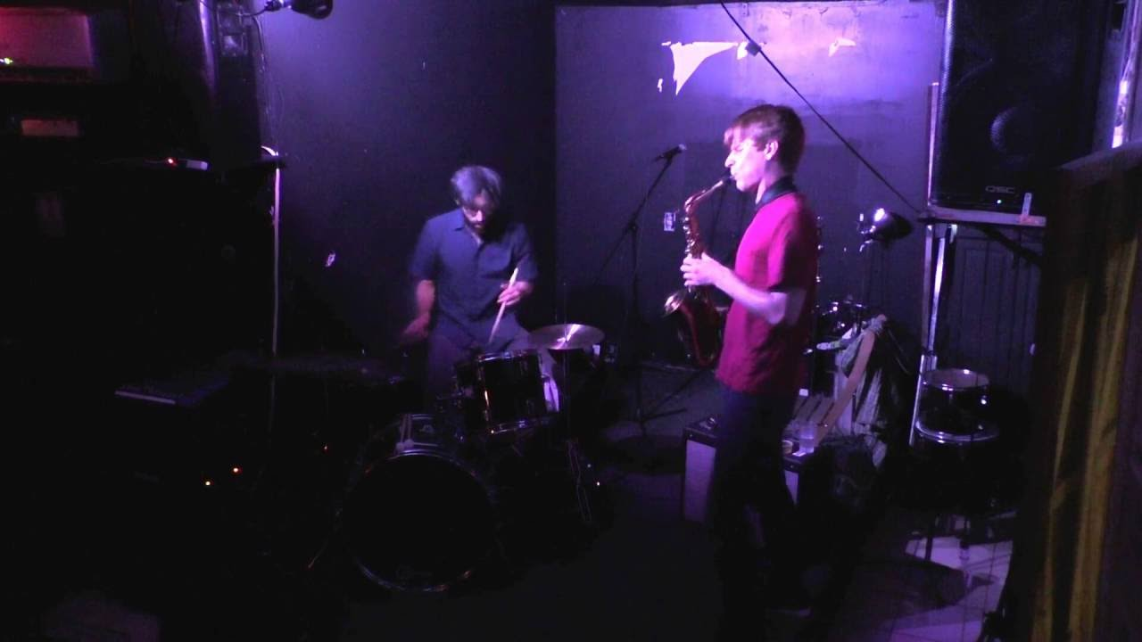 Chris Pitsiokos and Brian Chase Live at Muchmore's 2016-09-03