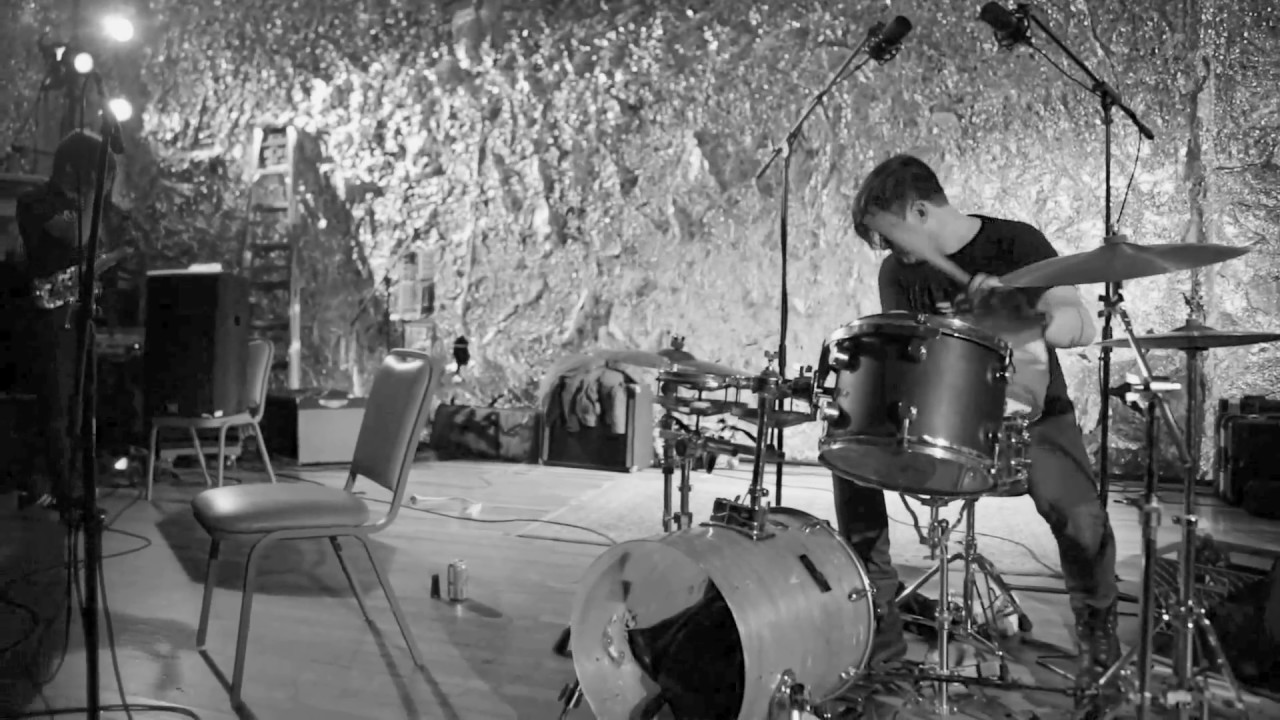 Chris Pitsiokos and Weasel Walter Live at JACK 2014-02-23