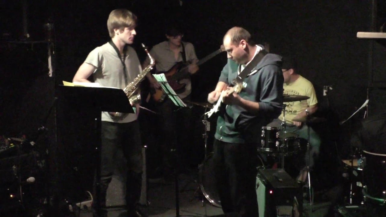 Chris Pitsiokos Quartet Live at Muchmore's 2016-04-17