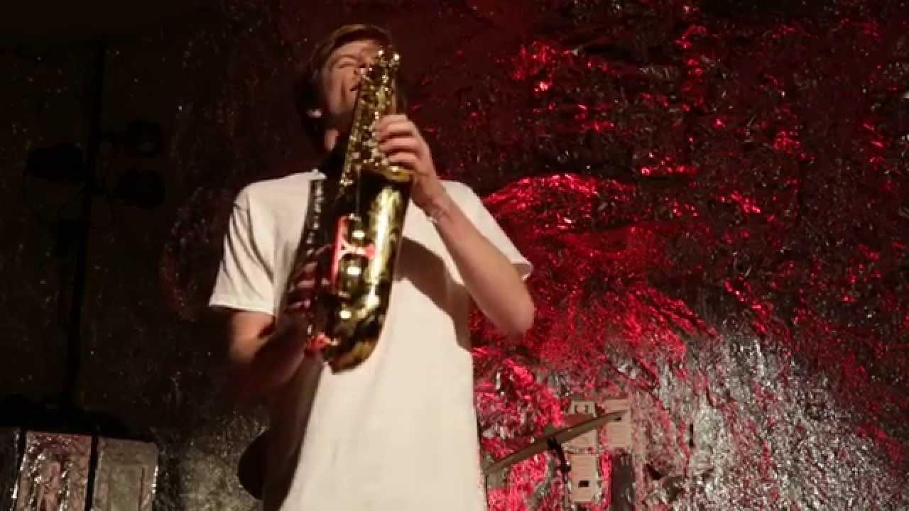 Chris Pitsiokos Solo Live at JACK 2015-07-20