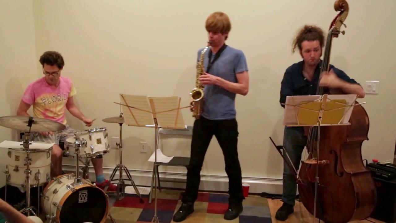 Chris Pitsiokos Trio Live at New Revolution Arts 2015-07-18