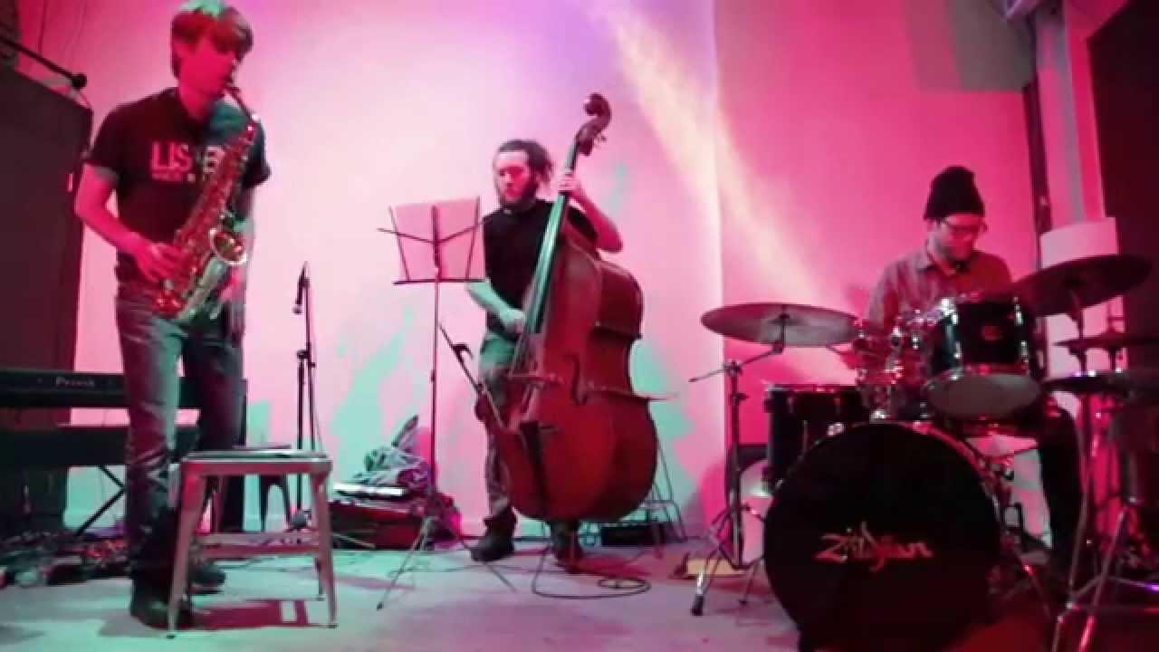 Chris Pitsiokos Trio Live at Ran Tea House 2015-02-26