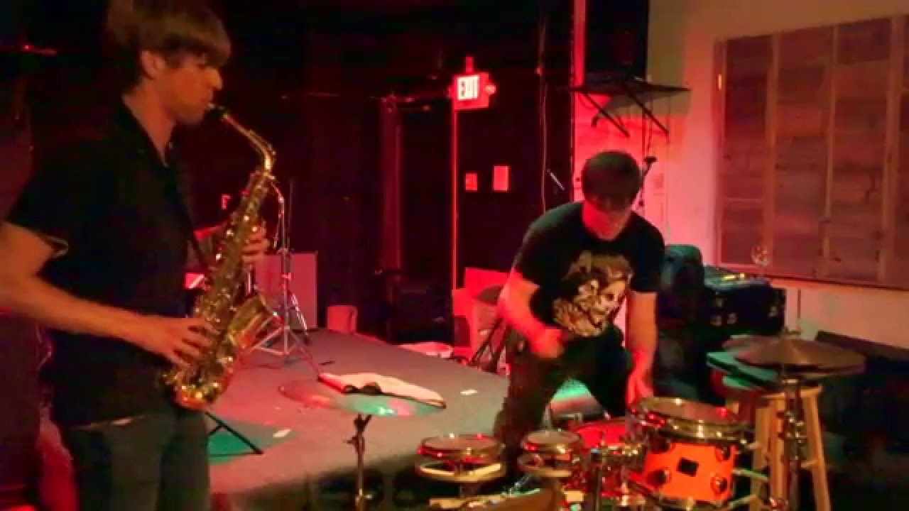 Chris Pitsiokos-Weasel Walter Duo Live at Muchmore's 2015-10-01