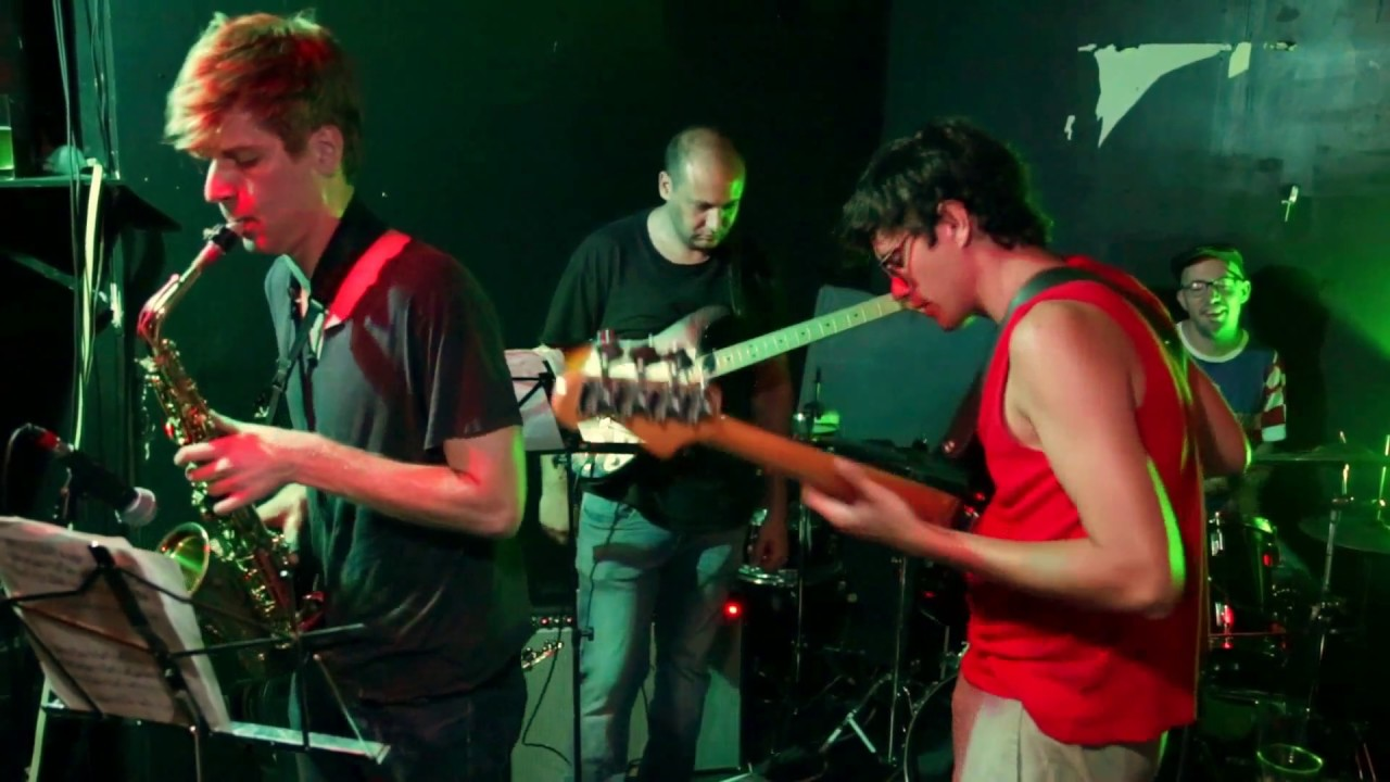 CP Quartet Live at Muchmore's 2016-08-18