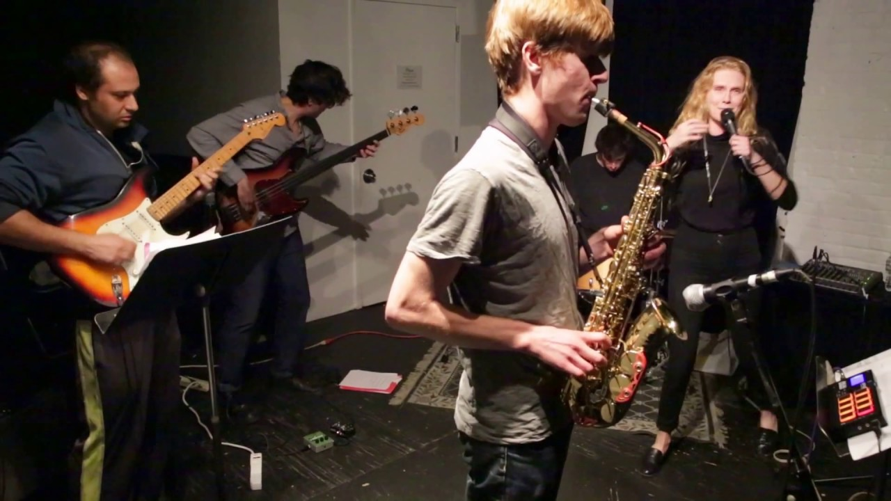 Cutout Lover Live at the Stone 2016-11-22