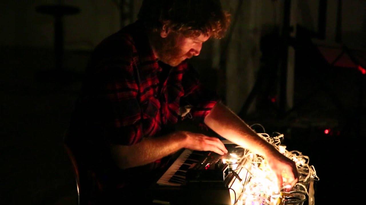 Dan Friel Solo Live at Gowanus Loft (Dither Extravaganza) 2013-10-26