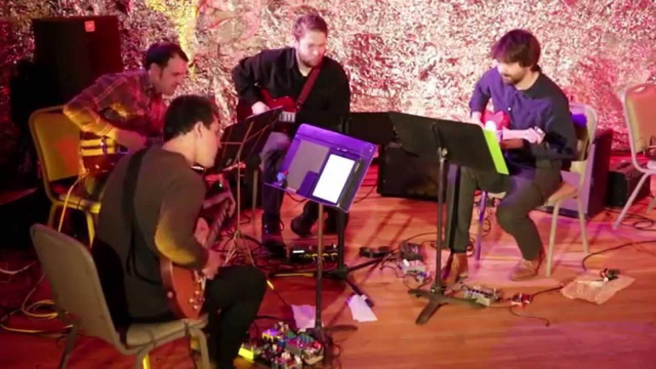 Dither Quartet Live at JACK 2015-02-09