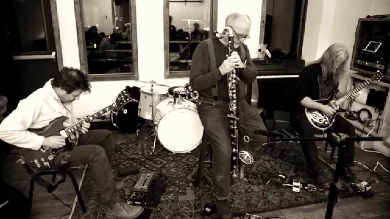 Eyal Maoz, Michael Lytle, Nick Didkovsky, and Lucas Collins Live at Threes Brewing 2015-02-16