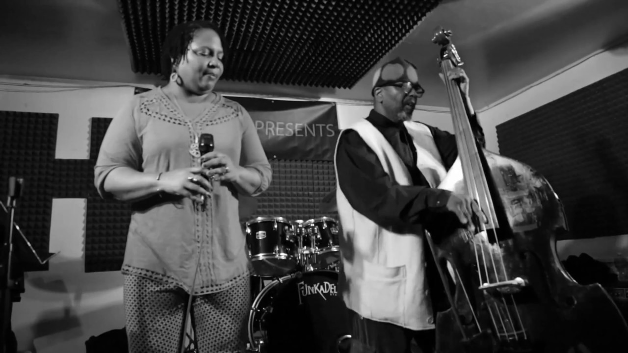 Fay Victor and William Parker Live at Funkadelic Studios 2015-06-06