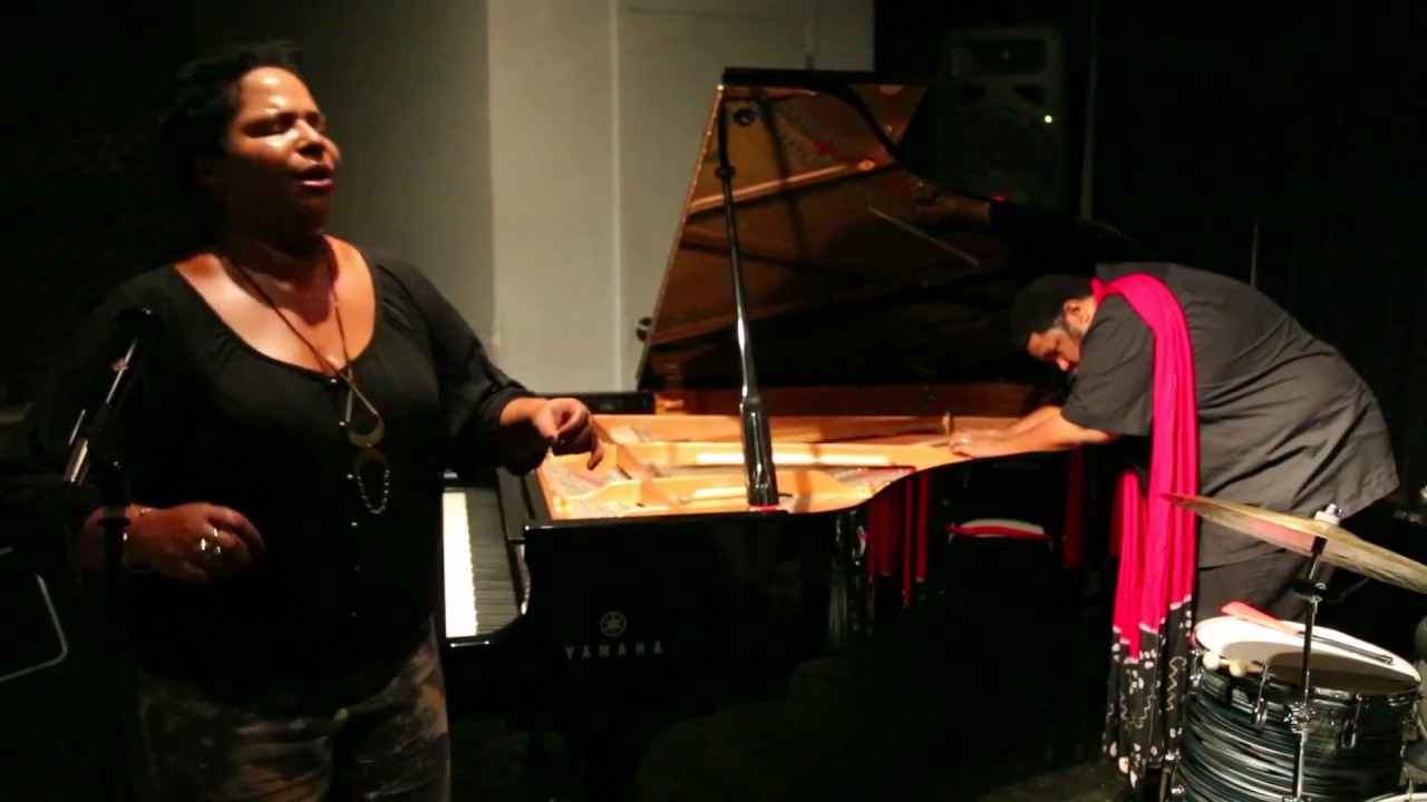Fay Victor-Tyshawn Sorey Duo Live at the Stone 2014-08-03