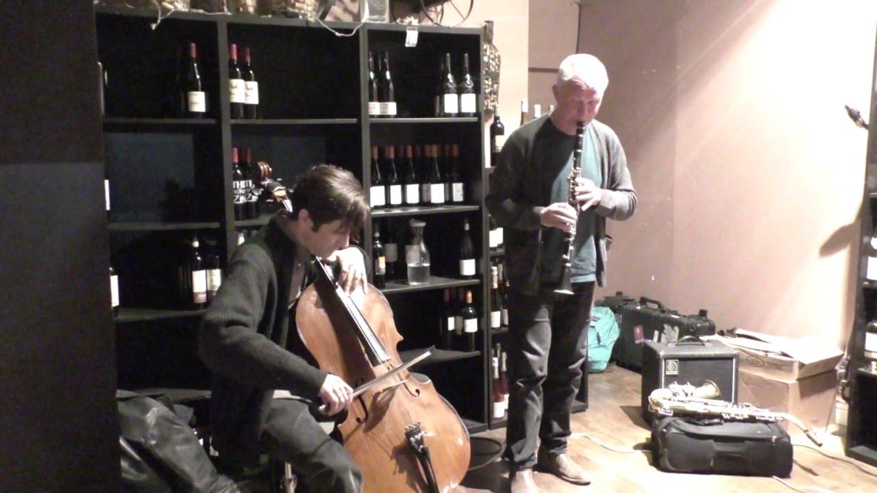 Frode Gjerstad & Fred Lonberg-Holm Live at 65Fen 2016-04-16