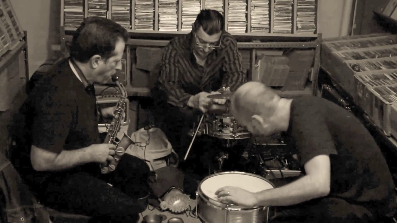Ghosts of the Holy Ghost Spermic Brotherhood Live at Downtown Music Gallery 2013-09-29