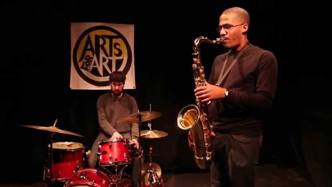 James Brandon Lewis and Haik Peskoff Live at Clemente Soto Velez (Arts for Art) 2014-03-24