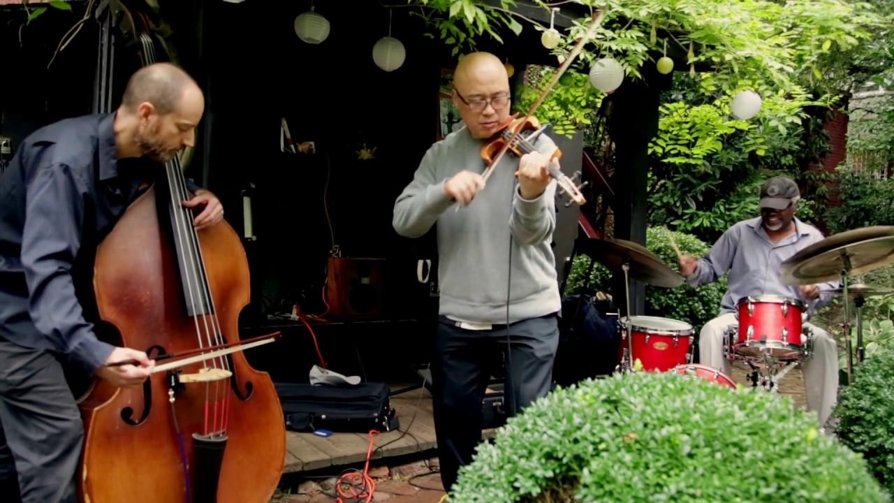 Jason Kao Hwang, Todd Nicholson, and Michael T.A. Thompson Live at 6BC Gardens (Arts for Art) 2016-10-01
