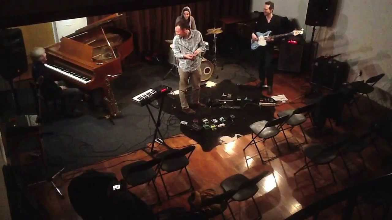JazzFakers Live at the Firehouse Space 2014-03-07