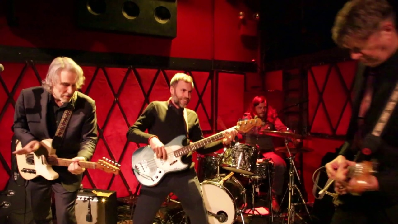 Jim Campilongo Trio with Nels Cline Live at Rockwood Music Hall 2016-12-05