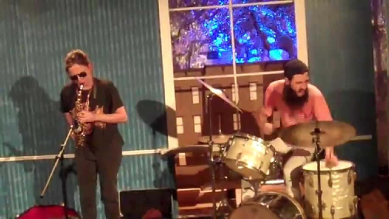 Jooklo Duo + Steven Leffue, Jim Hobbs, and Stanley Zappa Live at JACK 2014-04-06
