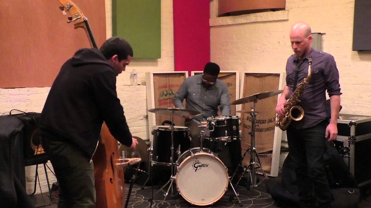 Keir Neuringer, Brandon Lopez, and Gerald Cleaver Live at Ibeam 2015-04-12