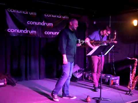 Ken Vandermark and Nate Wooley Live at Conundrum Music Hall 2015-01-14