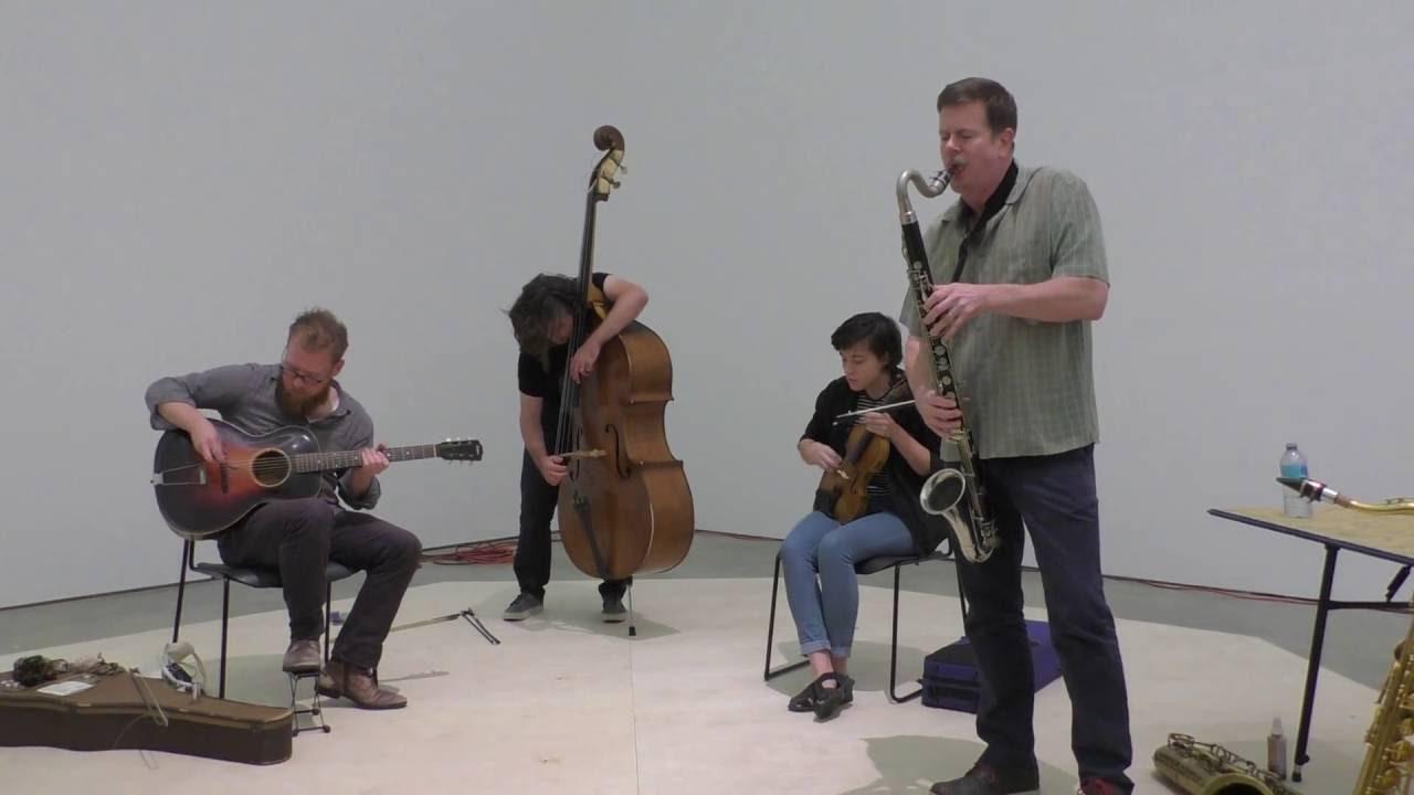Ken Vandermark + The Few Live at the Institute of Contemporary Art (Philadelphia) 2016-09-23