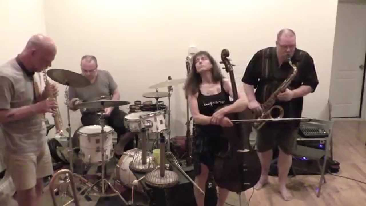 Leap of Faith Live at New Revolution Arts 2015-08-15