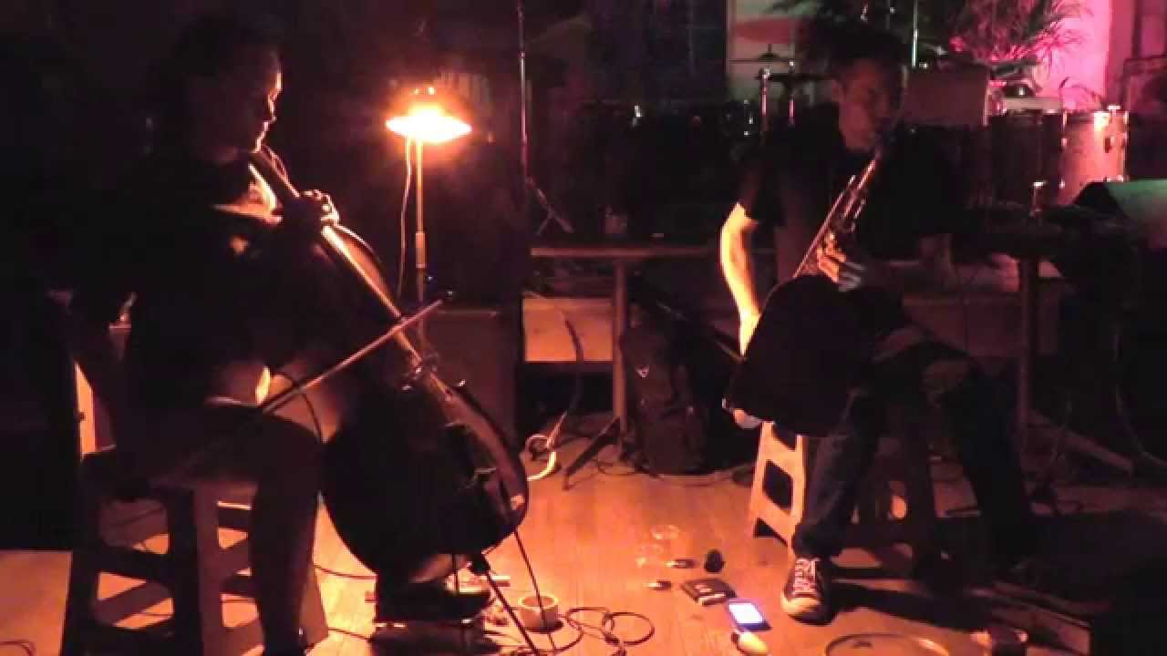 Leila Bordreuil-Michael Foster Duo Live at Trans Pecos 2015-07-13
