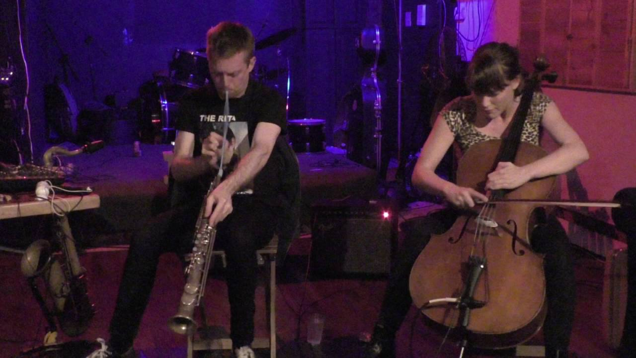 Leila Bordreuil-Michael Foster Duo Live at Muchmore's 2016-10-13