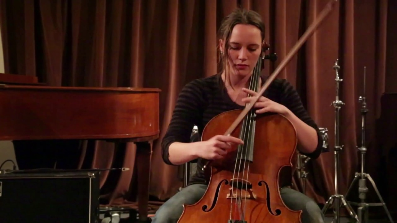 Leila Bordreuil Solo Live at the Firehouse Space 2015-05-02