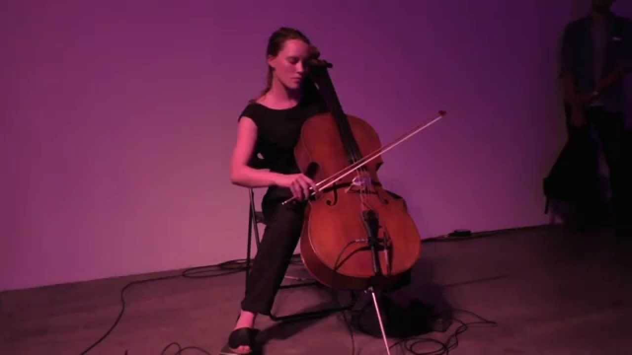 Leila Bordreuil Solo Live at the Fridman Gallery 2015-07-08