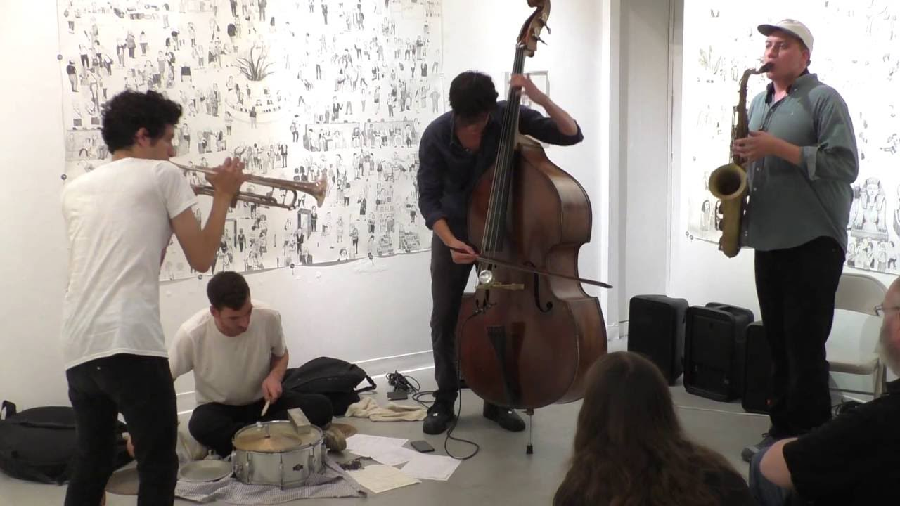 Maestro Day Live at Gallery 456 2016-09-04